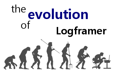 The evolution of Logframer