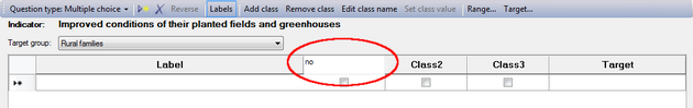 Edit the class name